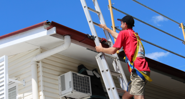 Ladder safety – why this is part of our niche.