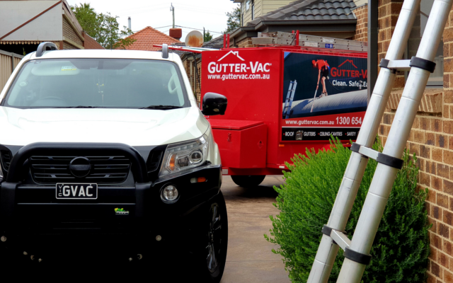 What business is Gutter-Vac REALLY in?